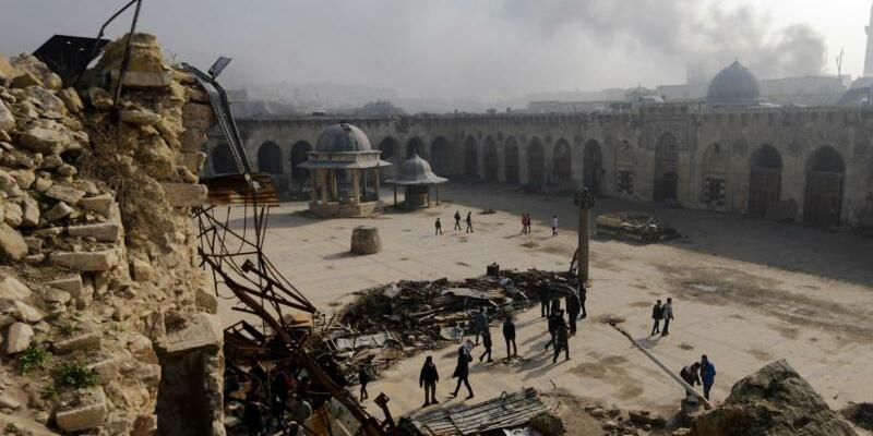 Syrien - Foto: Hassan Ammar