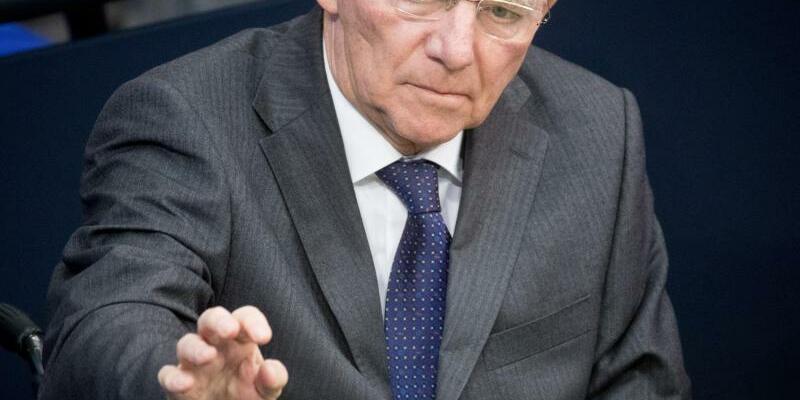 Wolfgang Schäuble - Foto: Kay Nietfeld