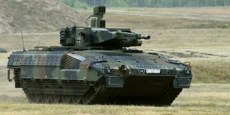 Schützenpanzer Puma - Foto: Holger Hollemann