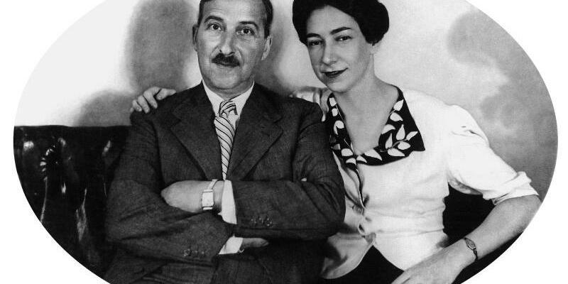Stefan und Lotte Zweig - Foto: Handout/Casa Zweig