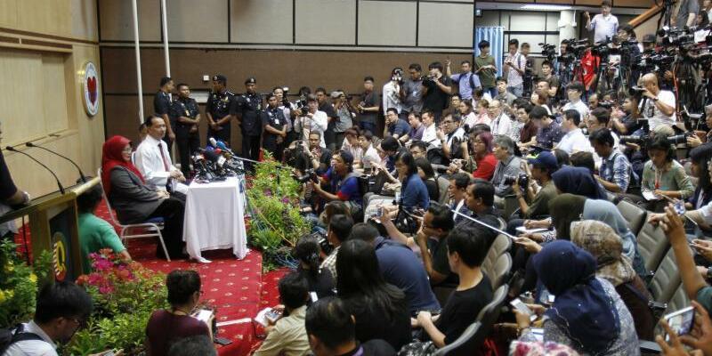 Der Fall Kim Jong Nam - Foto: Daniel Chan