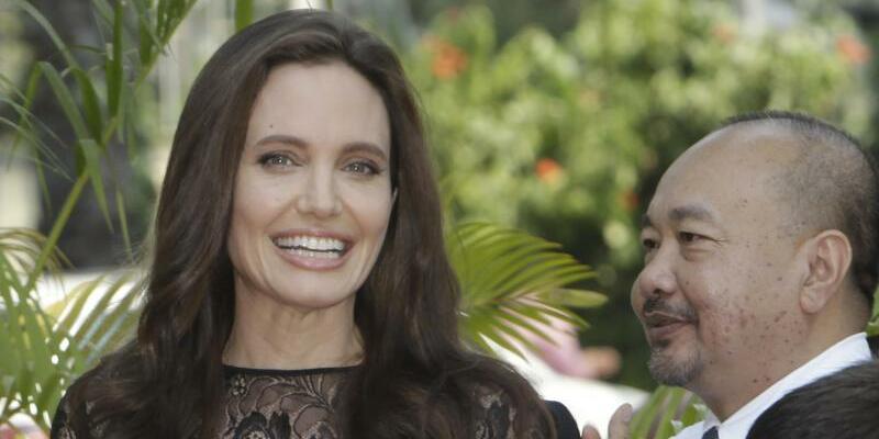 Angelina Jolie - Foto: Heng Sinith