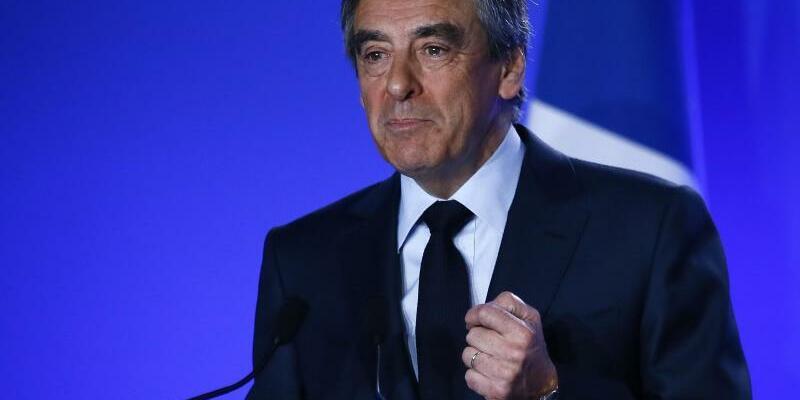 Francois Fillon - Foto: Francois Mori