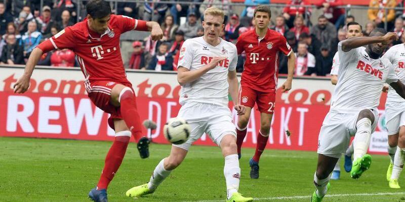 1. FC Köln - Bayern München - Foto: Federico Gambarini