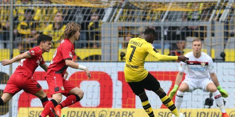 Borussia Dortmund - Bayer Leverkusen - Foto: Friso Gentsch