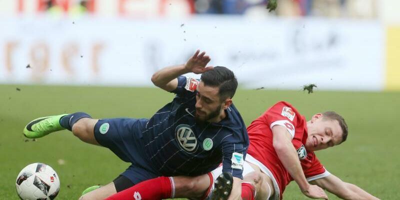 FSV Mainz 05 - VfL Wolfsburg - Foto: Thomas Frey