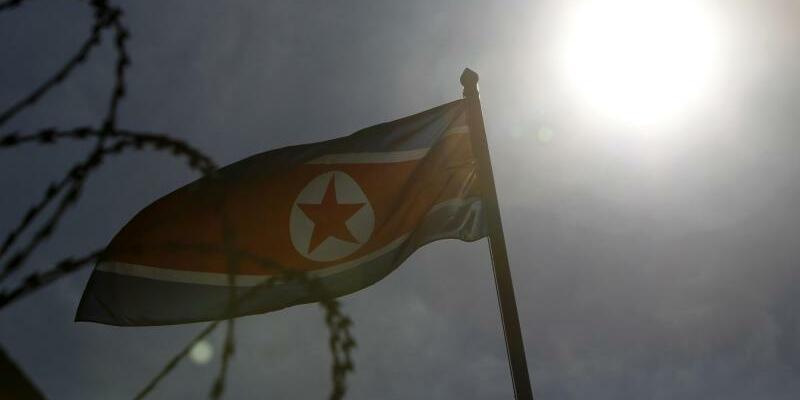 Nordkoreanische Botschaft - Foto: Daniel Chan