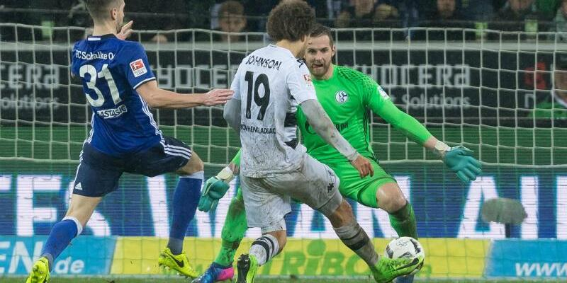 Borussia Mönchengladbach - FC Schalke 04 - Foto: Guido Kirchner