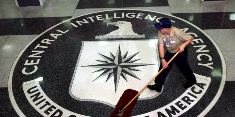 CIA-Hauptquartier - Foto: Brack/Blackstar