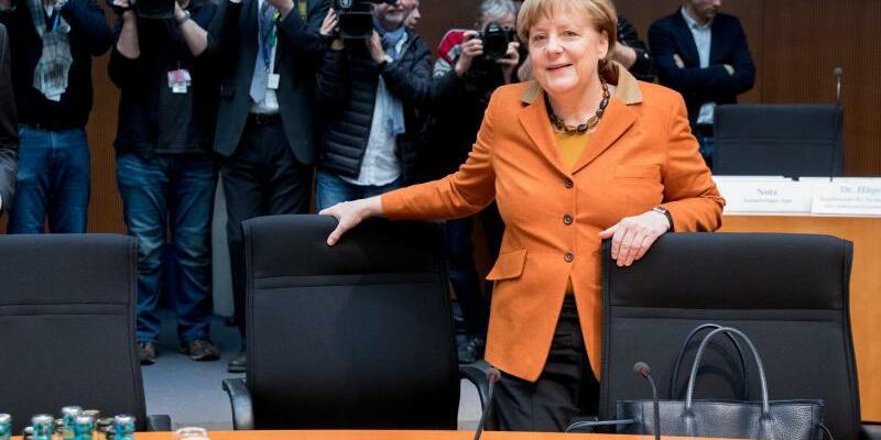 Angela Merkel - Foto: Kay Nietfeld/Archiv