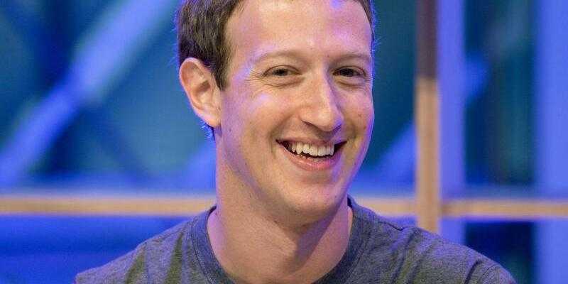 Mark Zuckerberg - Foto: Kay Nietfeld
