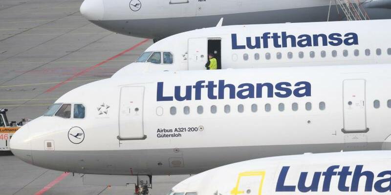 Lufthansa - Foto: Arne Dedert