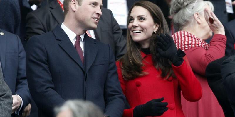 Britische Royals in Frankreich - Foto: Thibault Camus