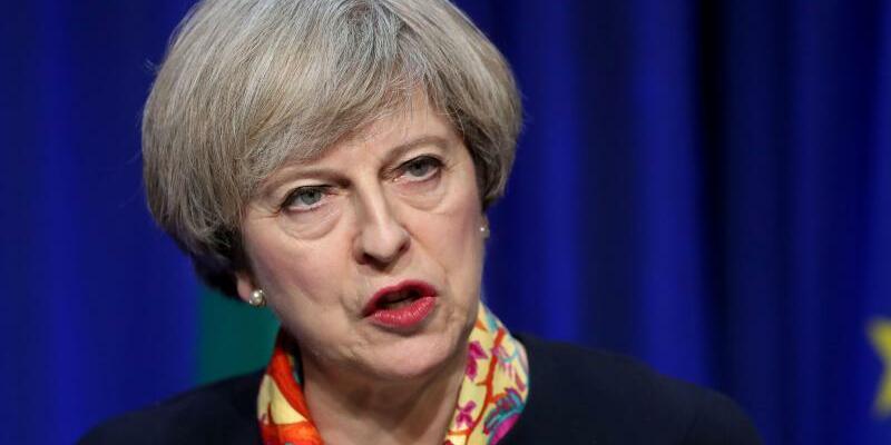 Theresa May - Foto: Die britische Premierministerin TheresaMay will noch im März den Austrittsprozess aus der EU starten. Foto:Niall Carson
