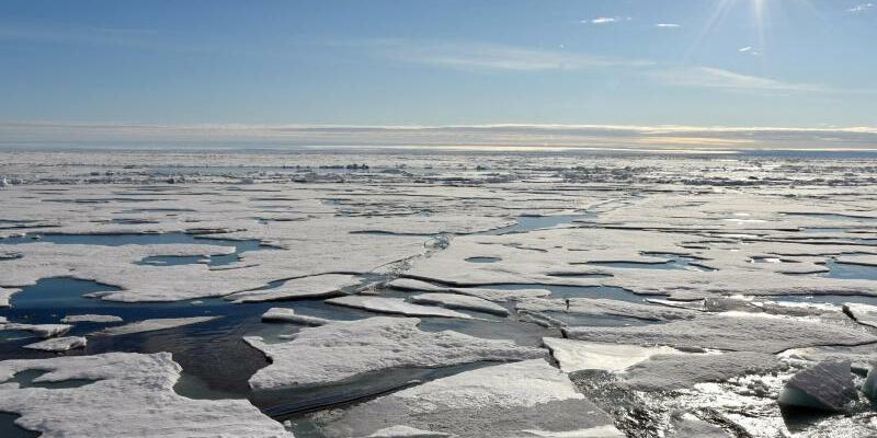 Arktis - Foto: Ulf Mauder/Archiv
