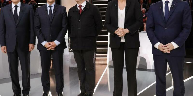 Kandidaten - Foto: Patrick Kovarik