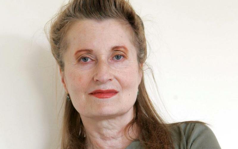 Elfriede Jelinek - Foto: Roland Schlager