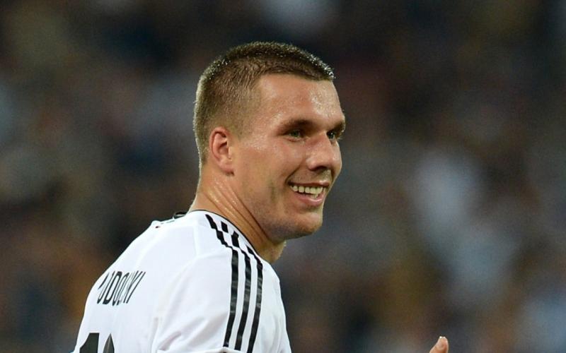 Lukas Podolski (Deutsche Nationalmannschaft) - Foto: Pressefoto Ulmer, über dts Nachrichtenagentur