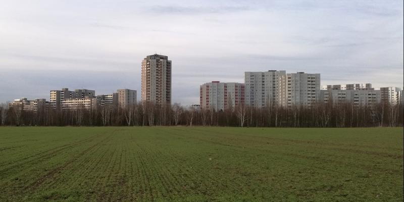 Hochhaussiedlung Gropiusstadt in Berlin-Neukölln - Foto: über dts Nachrichtenagentur