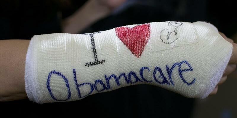 «Obamacare» - Foto: Yoon S. Byun
