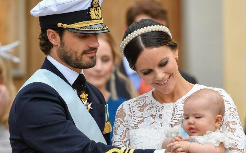 Prinz Carl Philip und Prinzessin Sofia - Foto: Anders Wiklund