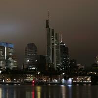 Earth Hour - Frankfurt - Foto: Fredrik von Erichsen