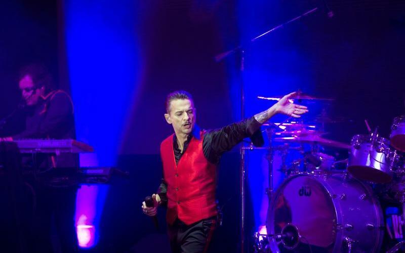Depeche Mode - Foto: Soeren Stache