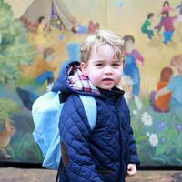 Prinz George - Foto: Duchess Of Cambridge/KENSINGTON PALACE VIA PA