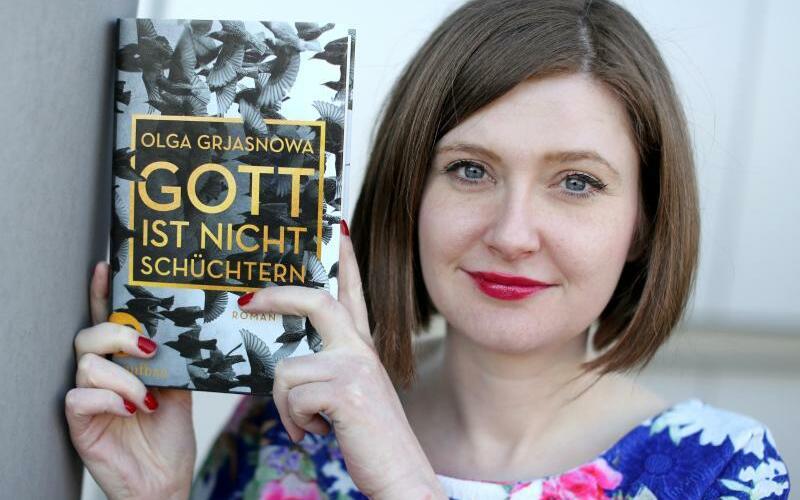 Olga Grjasnowa - Foto: Jan Woitas