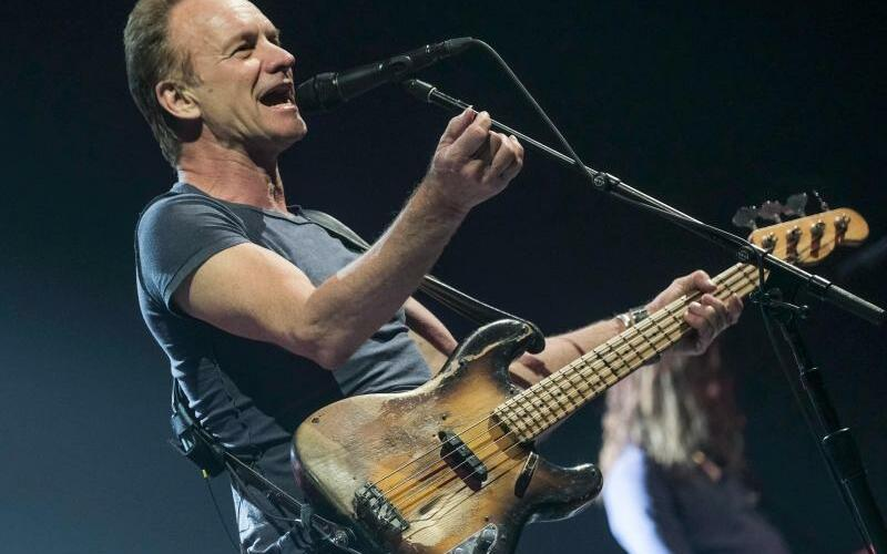 Sting - Foto: Axel Heimken