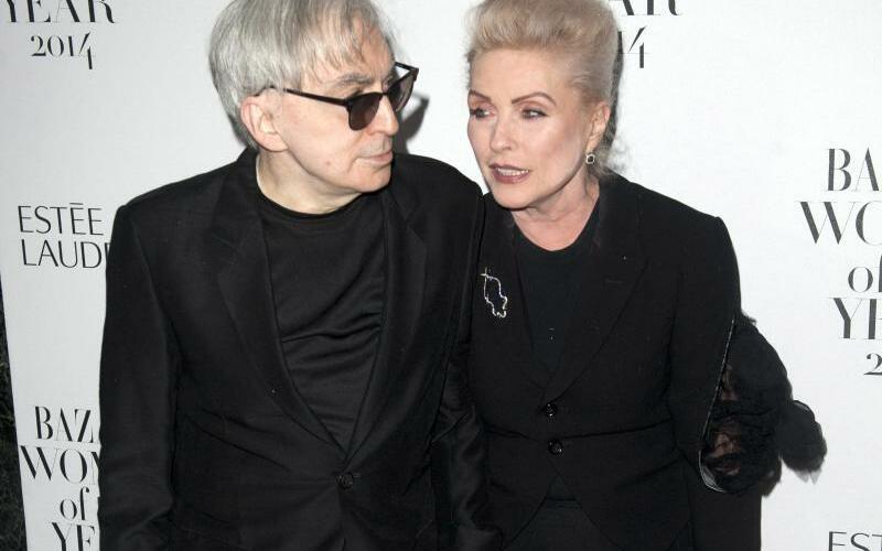 Debbie Harry und Chris Stein - Foto: Hannah Mckay