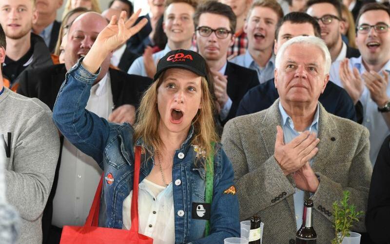 Landtagswahl im Saarland - Foto: Oliver Dietze