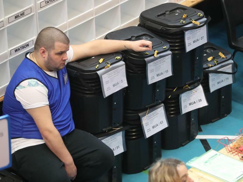 Wahlen in Nordirland - Foto: Niall Carson