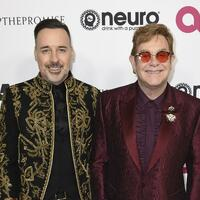 Elton John & David Furnish - Foto: Jordan Strauss/Invision