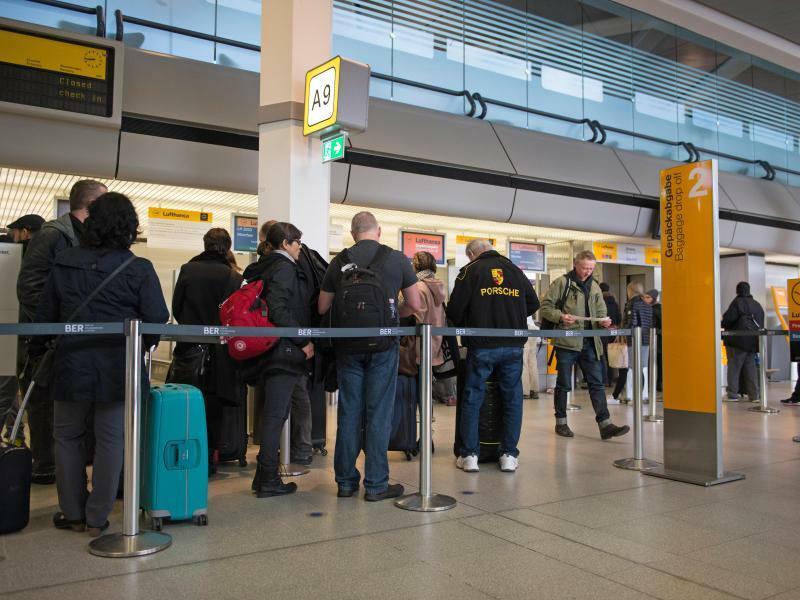 Flughafen Tegel - Foto: Paul Zinken
