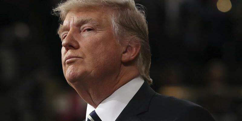 Trump - Foto: Jim Lo Scalzo