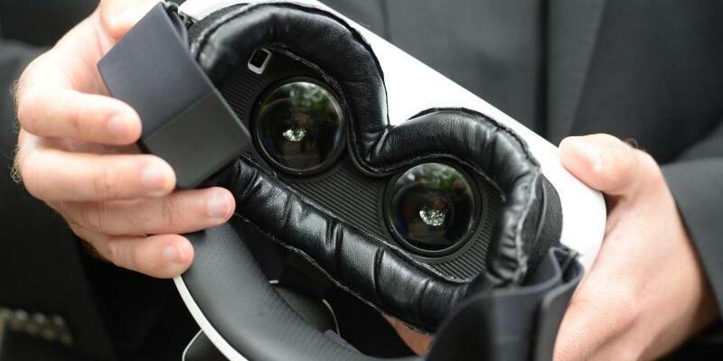 Oculus Rift - Foto: Patrick Seeger