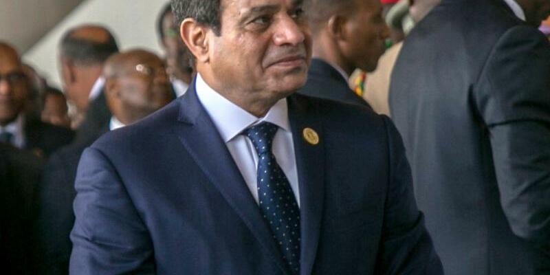 Abdel Fattah al-Sisi - Foto: Mulugeta Ayene