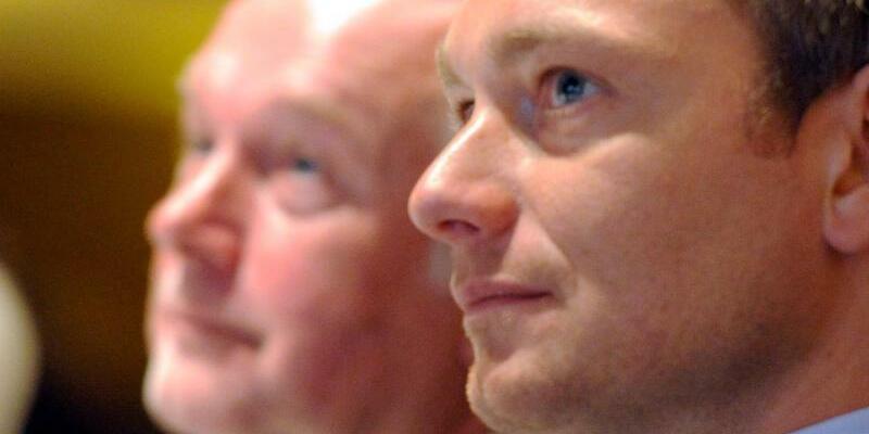 Kubicki und Lindner - Foto: Carsten Rehder