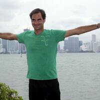 Erholungsuchend - Foto: Roger Federer will sich nach dem Turniersieg in Miami eine Auszeit gönnen und sich erholen. Foto:Lynne Sladky