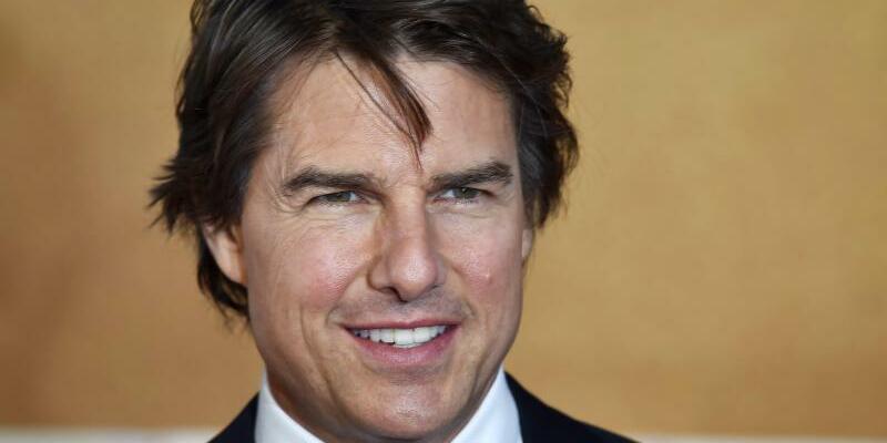 Tom Cruise - Foto: Hannah Mckay