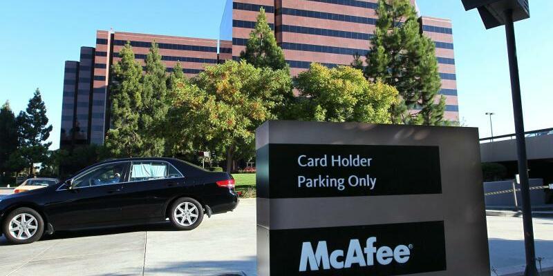 McAfee-Zentrale in Santa Clara - Foto: Norbert von der Gröben/Archiv