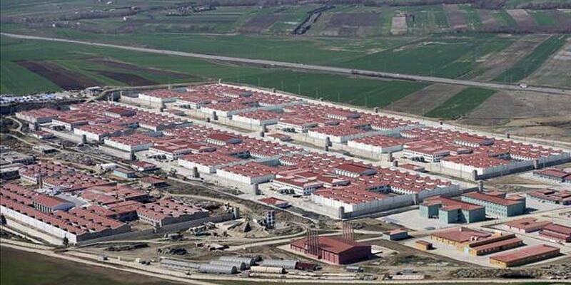 Gefängniskomplex Silivri - Foto: Türkisches Justizministerium