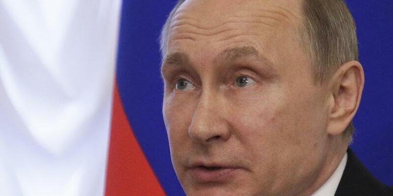 Wladimir Putin - Foto: Dmitri Lovetsky