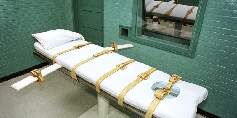Todeszelle - Foto: Die Todeszelle des berüchtigten Huntsville-Gefängnisses in Texas. Foto:Paul Buck