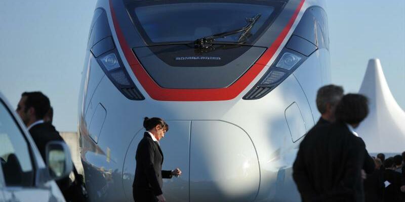 Bombardier Zefiro 380 - Foto: Tobias Kleinschmidt