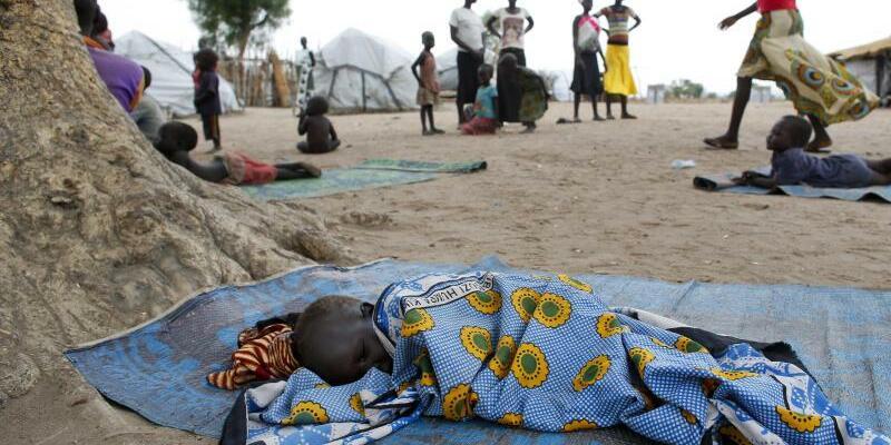 Hungerkrise in Afrika - Foto: Matthieu Alexandre