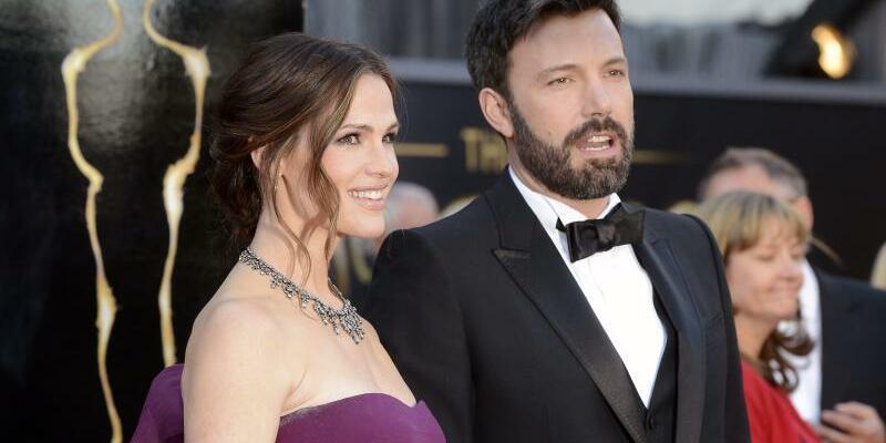 Jennifer Garner und Ben Affleck - Foto: Mike Nelson