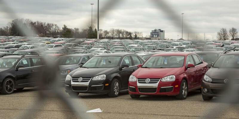 Rückkauf von VW-Fahrzeugen in USA - Foto: Jim West/ZUMA Wire