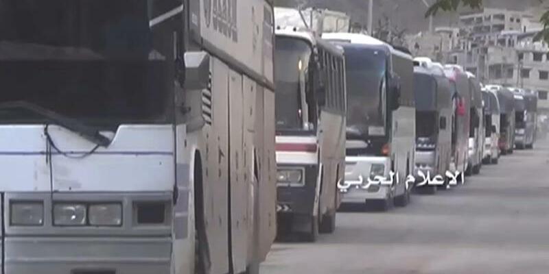 Syrien - Foto: Syrian Central Military Media